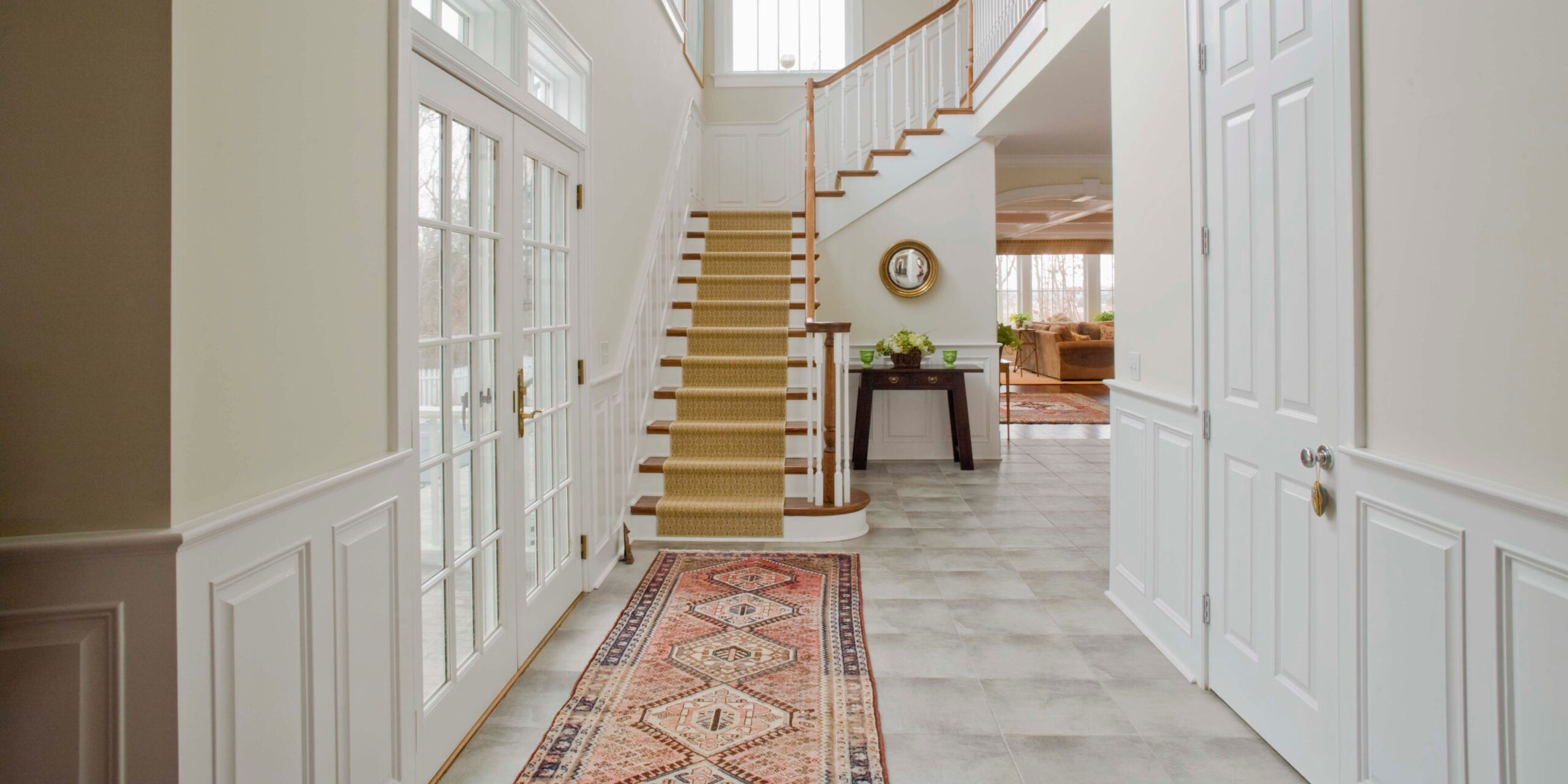 Keeping Your Temporary Housing Entryway Clean